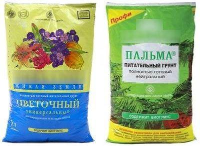 субстраты для растений
