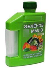 зеленое мыло миниатюра