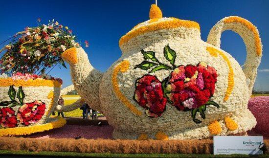 фестиваль цветов в Голландии (18)