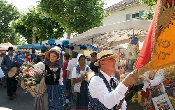 праздник лаванды в Провансе 2017