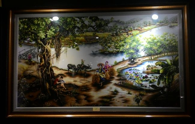галерея шелка нячанг