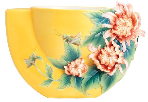 Сказочный фарфор от Franz Collection