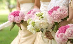 цветы на свадьбу — миниатюра